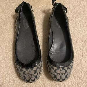 Coach Shoes - Authentic Coach Ballet shoes